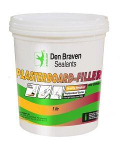 Zwaluw Plasterboard Filler 1 Ltr wit