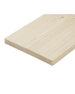 Dun geschaafd en gedroogd steigerhout 18x196mm (maten in millimeters)