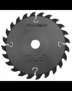 BRINKmarkt Cirkelzaagblad 235x30mm Z-24WZ voor hout en kunststof