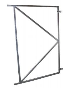 Poortframe 100x155cm verzinkt met 2 ophangpunten