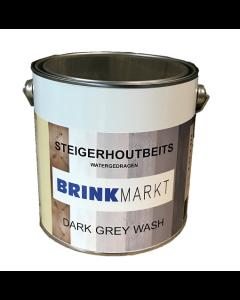 BM Steigerhoutbeits Darkgreywash Waterbasis
