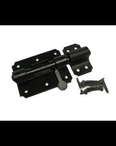 Blackline plaatgrendel 65x50mm Waelbers