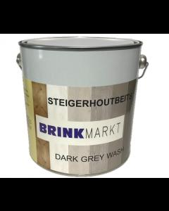 Steigerhoutbeits Dark Greywash