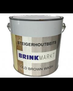 Steigerhoutbeits Old Brownwash