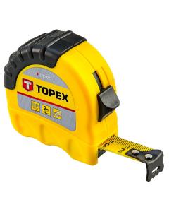 Topex rolmaat 2 meter shiftlock 27C303