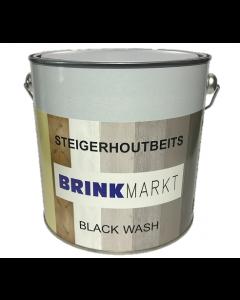 Steigerhoutbeits Blackwash