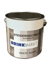 BM Steigerhoutbeits Whitewash Waterbasis