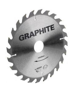 Graphite zaagblad 216mm voor hout en kunststof