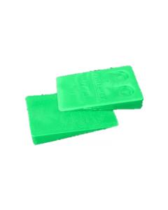 MilliMax Wiggen groen kunststof 8x23x40mm 350 stuks